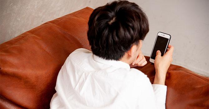 スマートフォンで美容整形の情報を収集