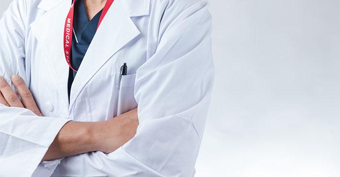 男性専門院のドクター